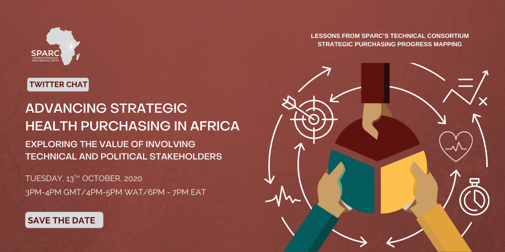 Advancing Strategic Health Purchasing in Africa – Exploring the Value of Involving Technical and Political Stakeholders