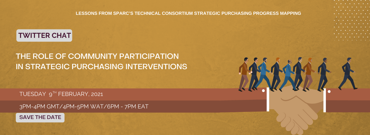 The Role of Community Participation in Strategic Purchasing Interventions