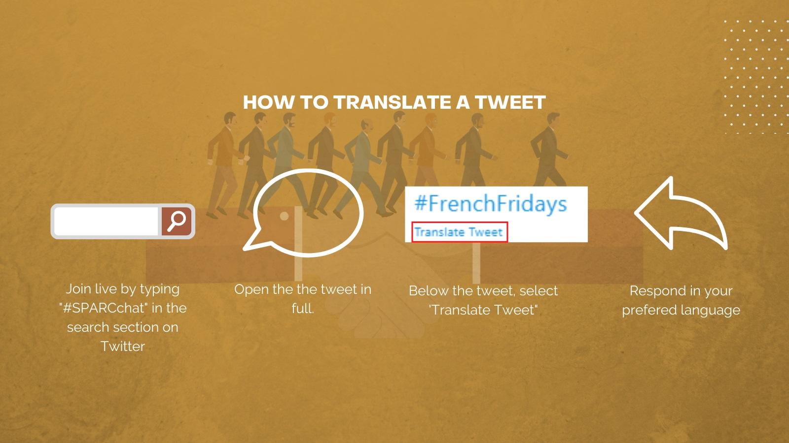 Translating a Tweet