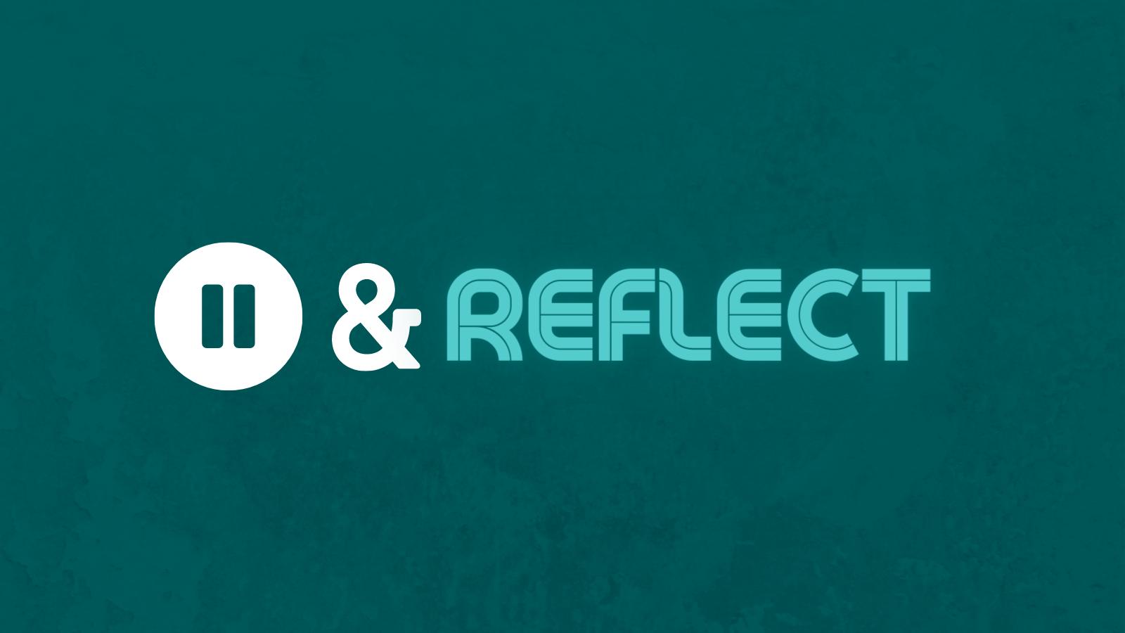 April 2021 Reflections
