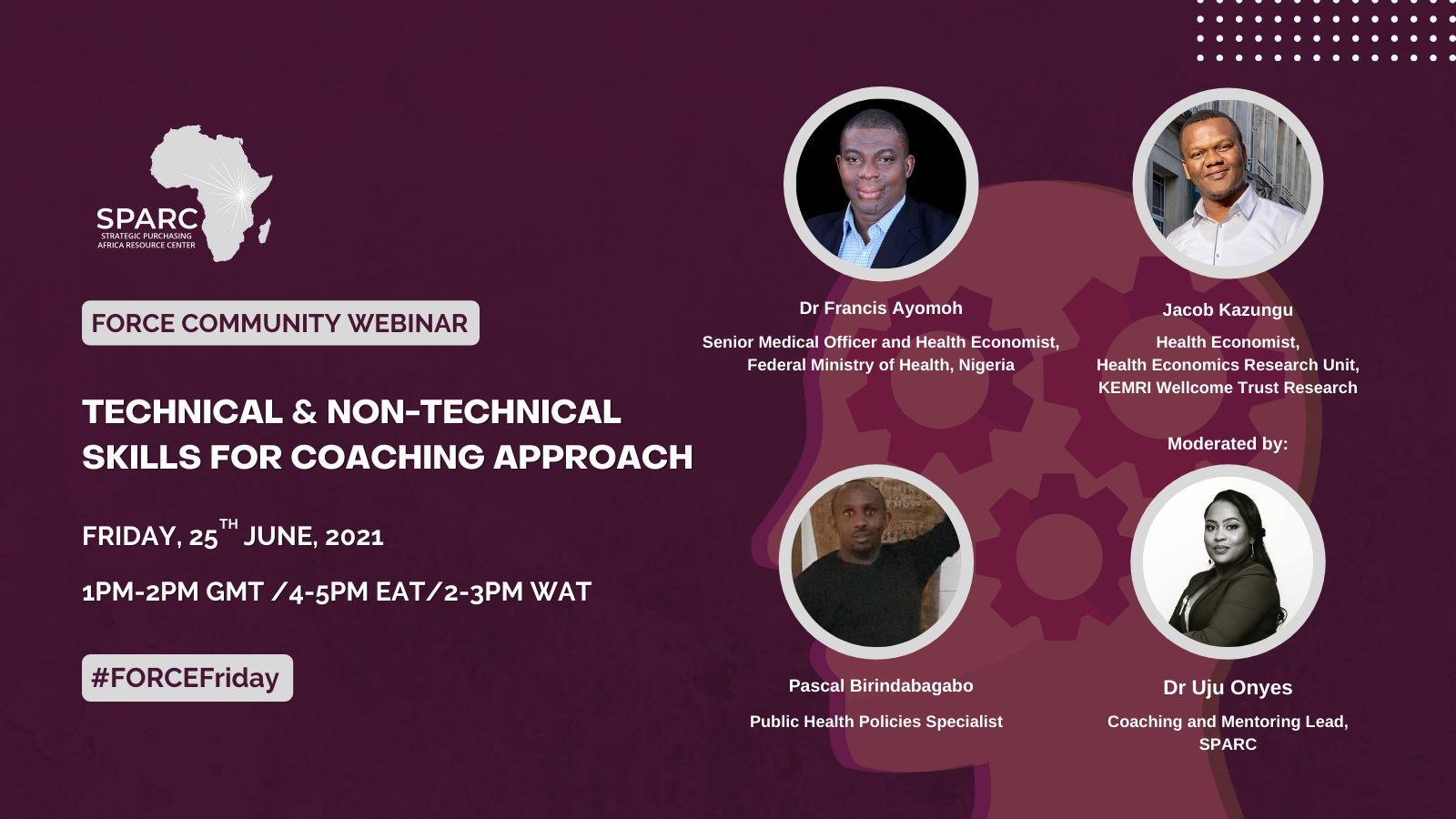 Key Messages from the June FORCE Community Webinar: Exploring the Technical and Non-technical Skills for the Coaching Approach